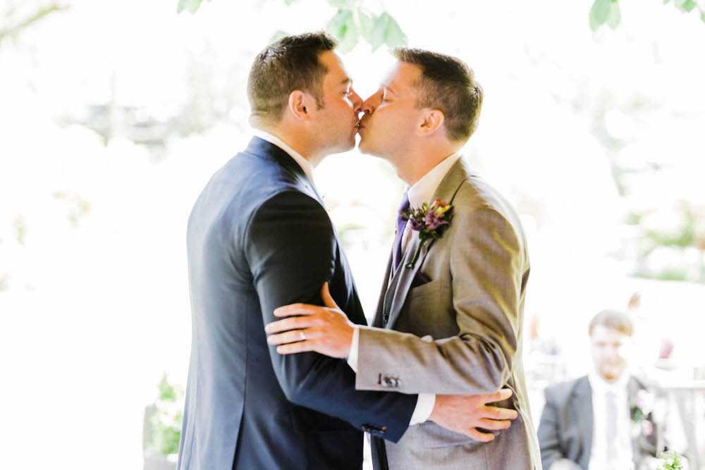 Special-Day-Photography-Egypt-Mills-Hotel-Stroud-Same-sex-weddings-in-Nailsworth-Same-sex-wedding-first-kiss.jpg