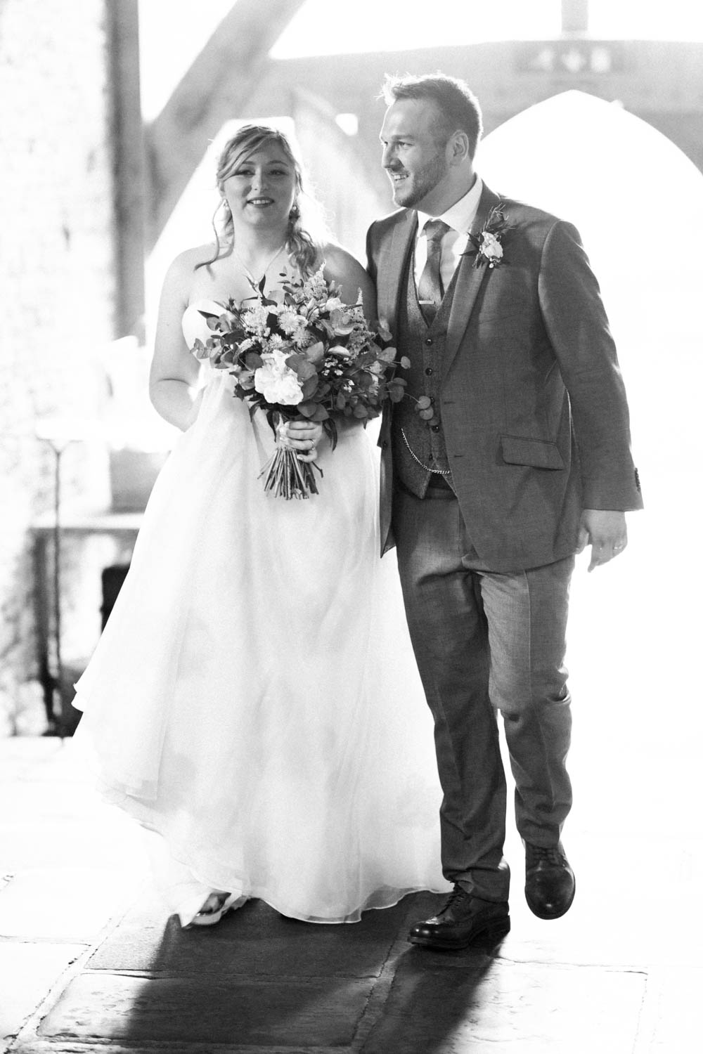 Special-Day-Photography-Cripps-Barn-Cirencester-Gloucester-Barn-Wedding-bride-and-groom-in-black-and-white.jpg
