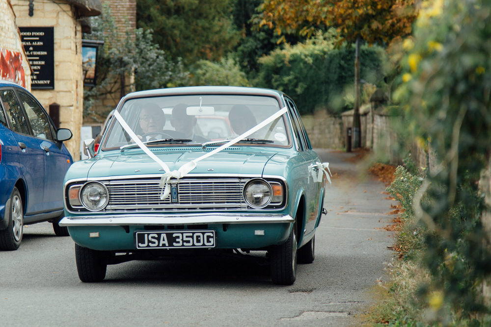 Special-Day-Photography-Prestbury-WI-Hall-Cheltenham-Prestbury-Church-Wedding-a-vintage-Ford-car-for-a-wedding.jpg