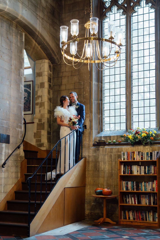 Special-Day-Photography-Prestbury-WI-Hall-Cheltenham-Prestbury-Church-Wedding-couples-portraits-inside-a-traditional-church.jpg