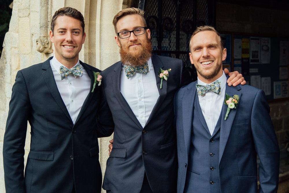 Special-Day-Photography-Prestbury-WI-Hall-Cheltenham-Prestbury-Church-Wedding-the-groom-with-his-groomsmen.jpg