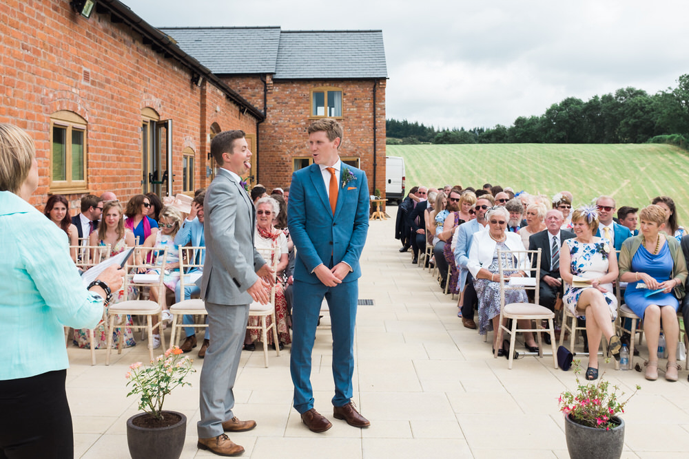 Special-Day-Photography-The-Bringewood-Ludlow-The-Bringewood-Hillside-Wedding-The-groom-waits-for-his-fiance.jpg
