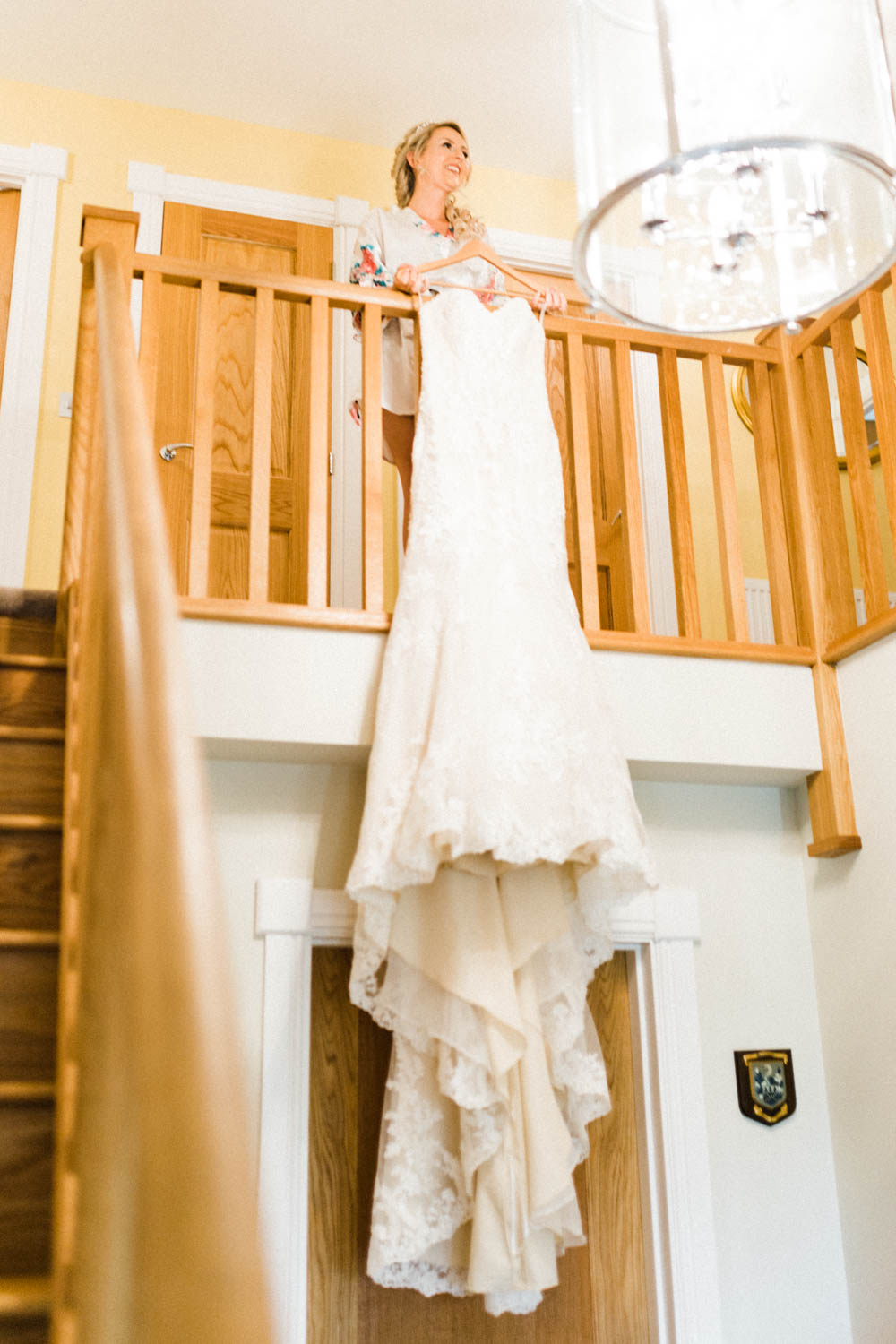 Special-Day-Photography-The-Manor-House-Hotel-Moreton-in-Marsh-Moreton-In-Marsh-Summer-Wedding-The-bride-with-her-long-wedding-dress-with-train.jpg
