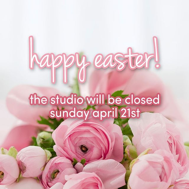 Hi yogis! 🌷 For those of you that celebrate Easter, the studio will be closed Sunday April 21st, and don't forget to log into MINDBODY or check our stories for other minor schedule changes! 🐣 For those of you who still want to get practise in over the long weekend, don't worry! Almost all of our classes over the rest of the weekend are still running, including Friday! 🌿✨ • • • #burlONT #burlingtonyoga #yoga #beyogawellness #yogalove #easterhours