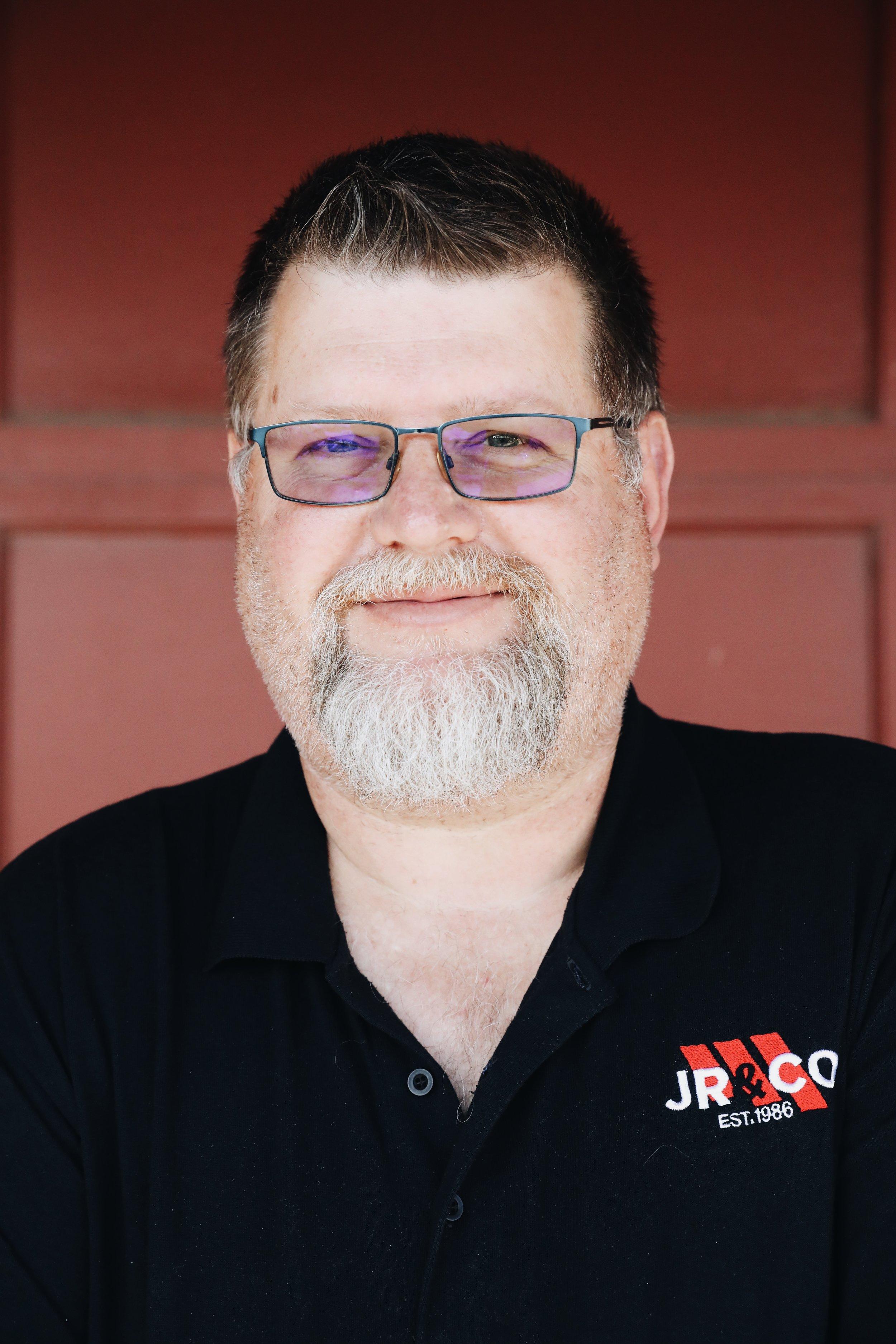 Ed Edgar - Director of IT