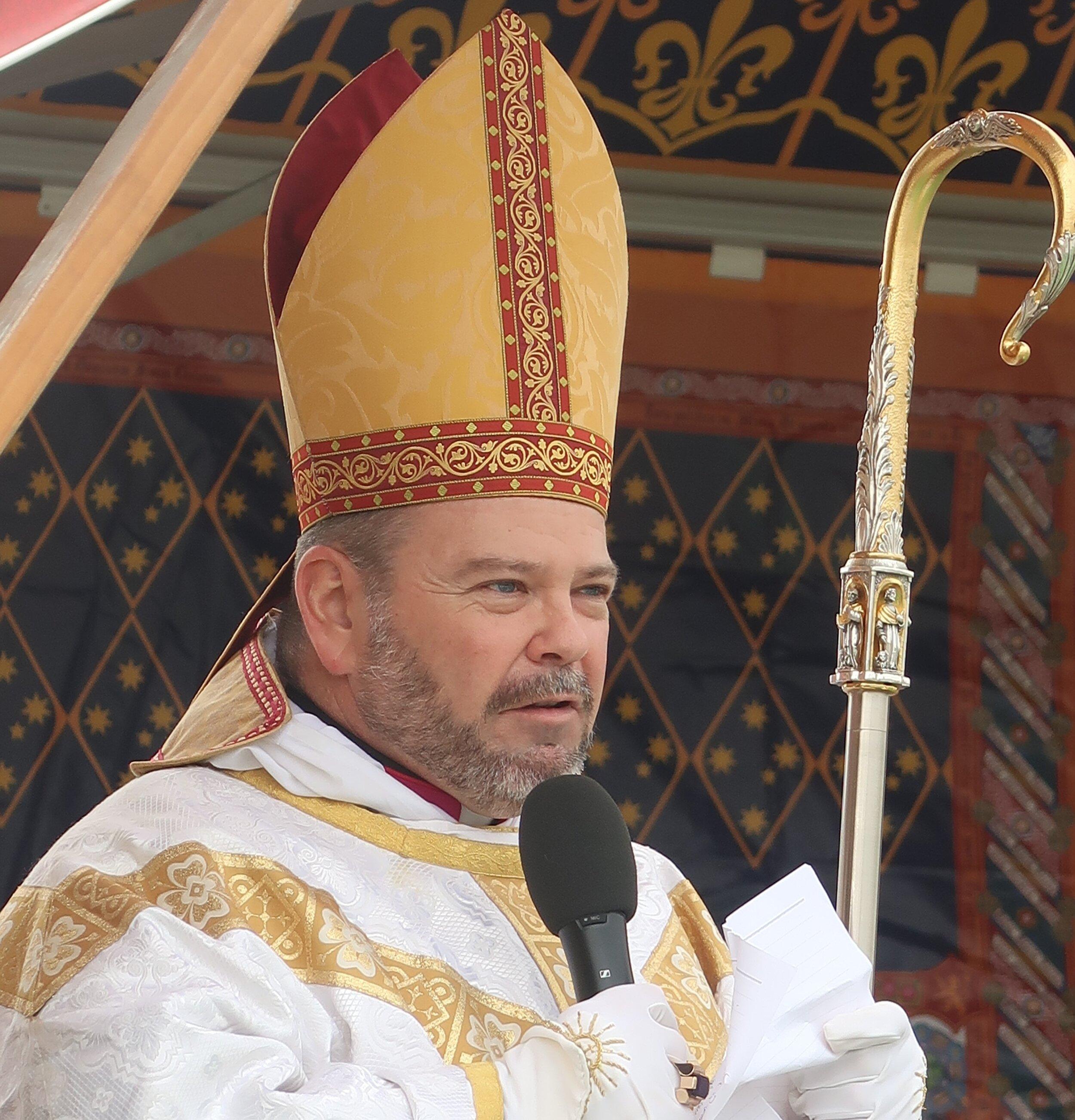 Bishop Columba Macbeth-Green OSPPE DD