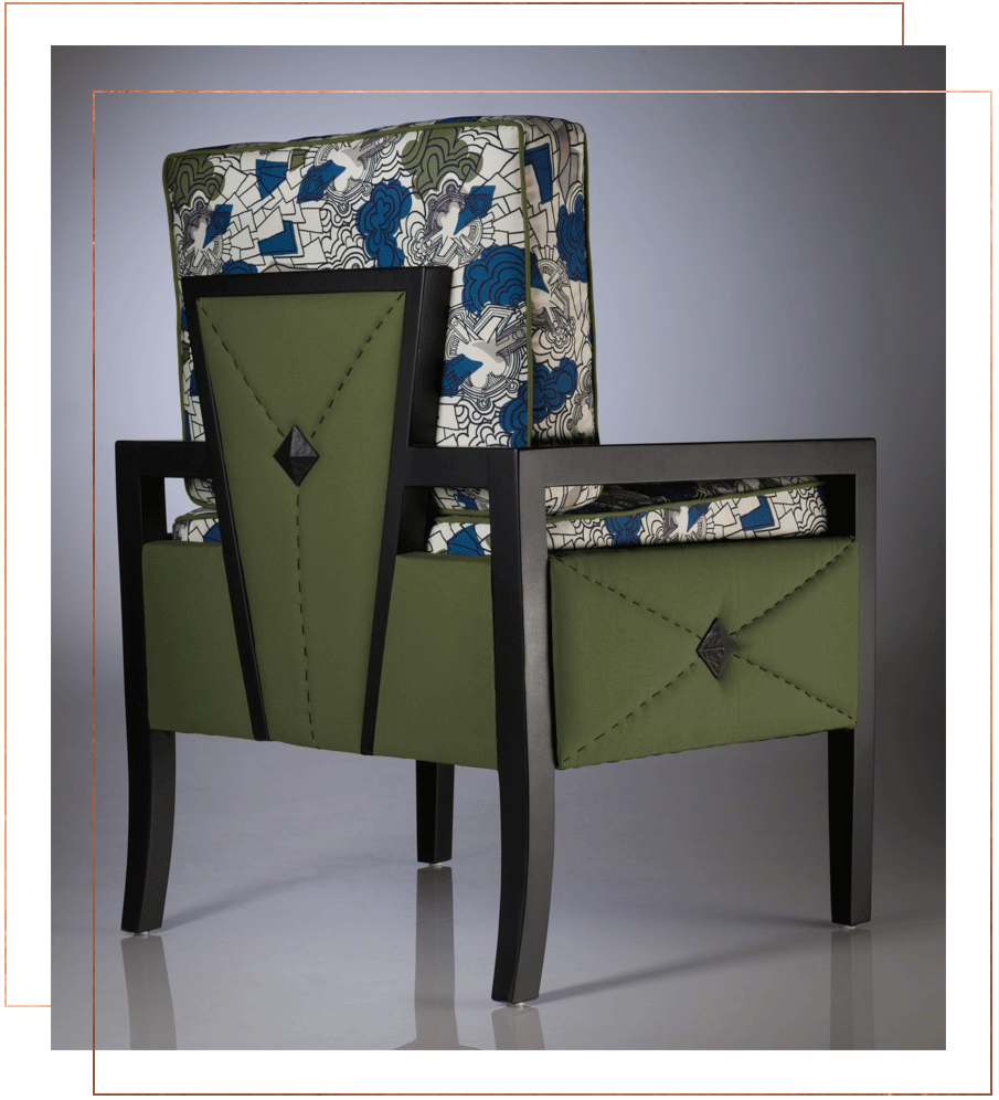 Ana Maria Designs // Chair