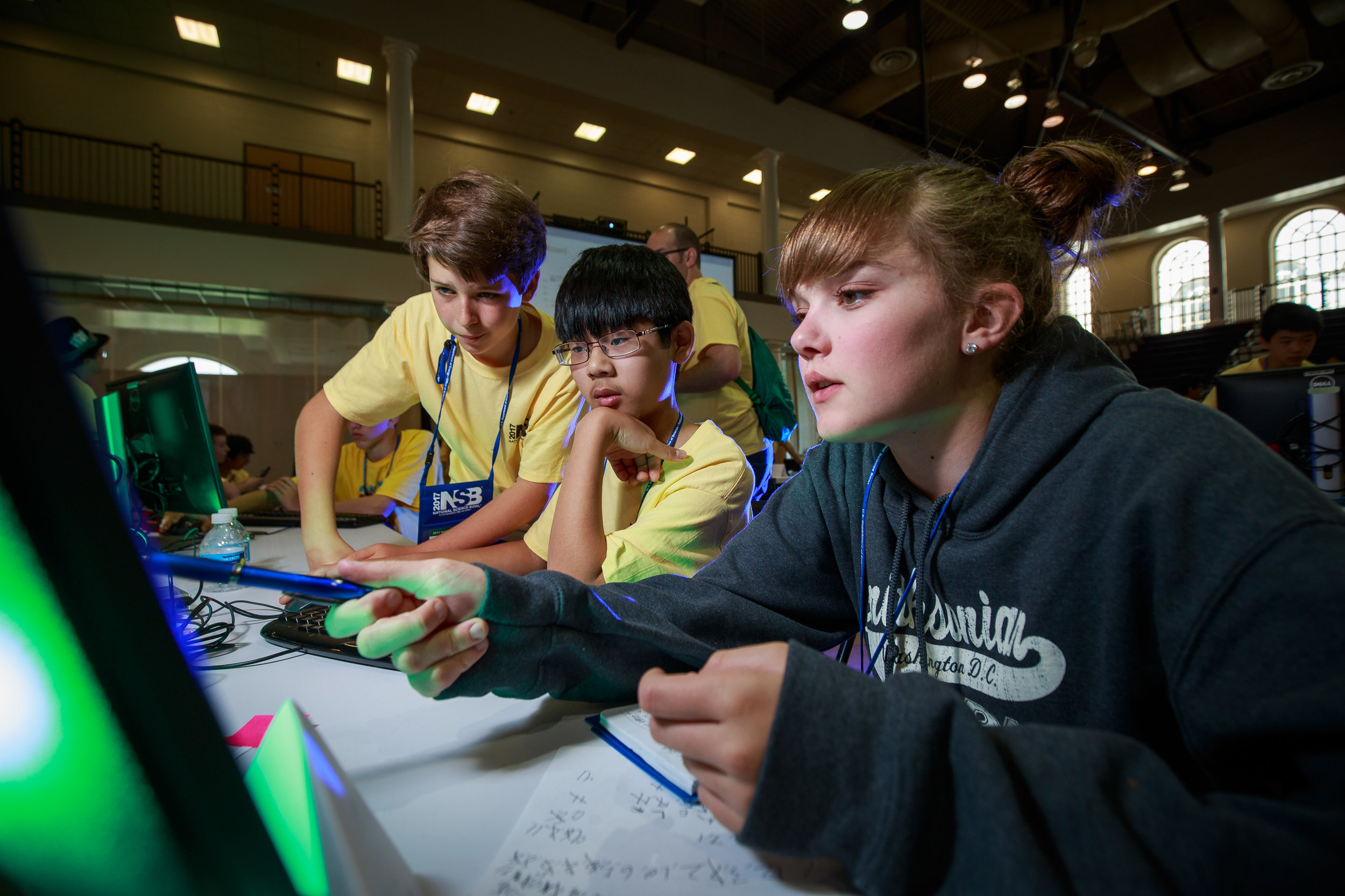 Math, Science, and Strategy - Students may participate in MathCounts, High School Science Bowl, Middle School Science Bowl, or Lego Robotics. Ridgeview also hosts successful Mock Trial teams and Chess programs.
