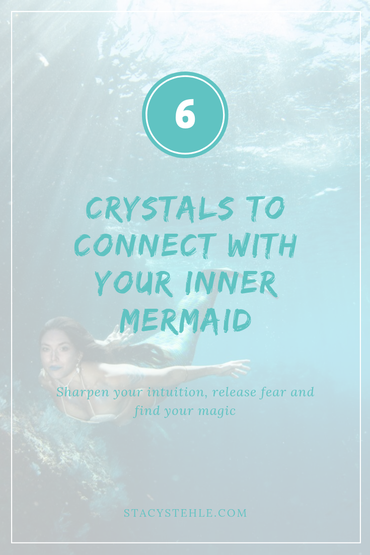 6 Crystals To Connect With Your Inner Mermaid