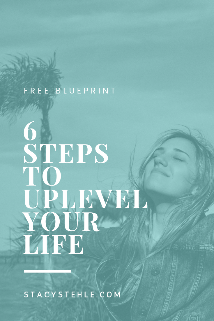 Blueprint: 6 Steps to uplevel your health and life