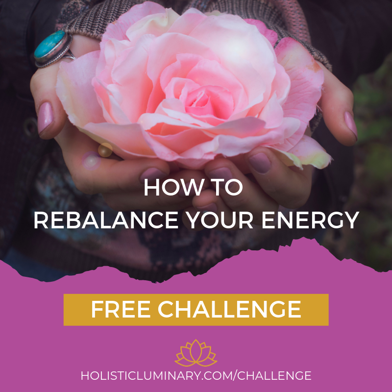 How To Rebalance Your Energy