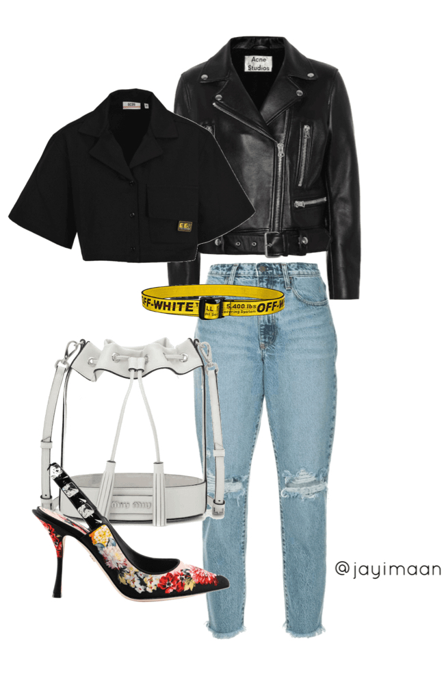 Look 3: Comfort dressed up. Perfect for a night out with the girls