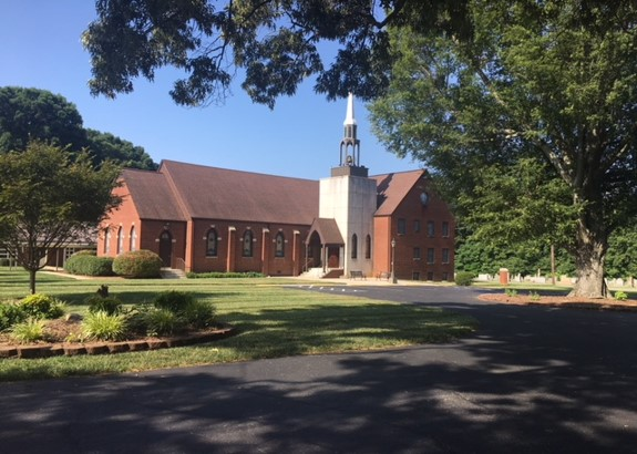 New Salem United Methodist Church