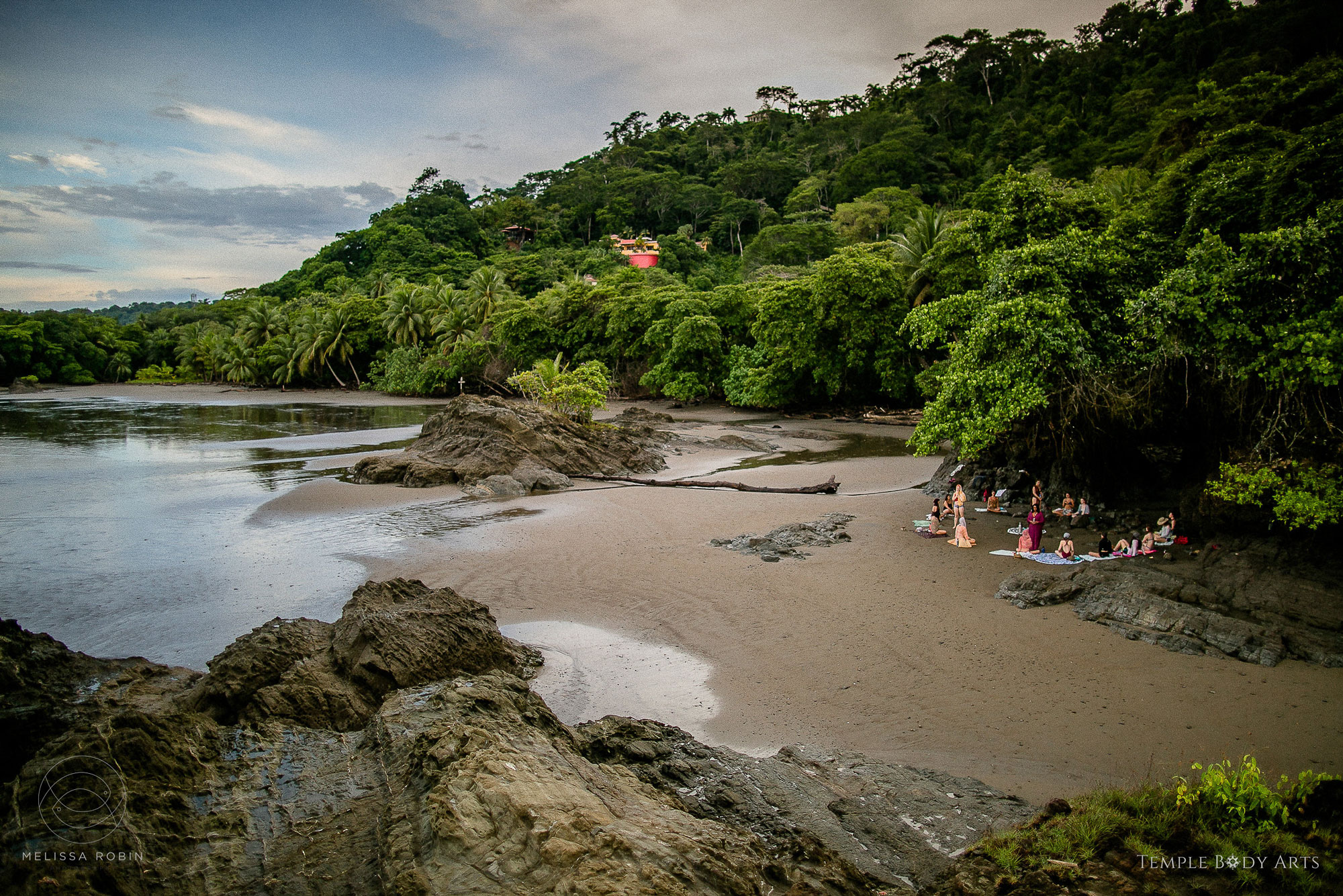 Danyasa Yoga Retreat - Danyasa Eco-Center - Dominical, Costa RicaJanuary 31 - February 6, 2020