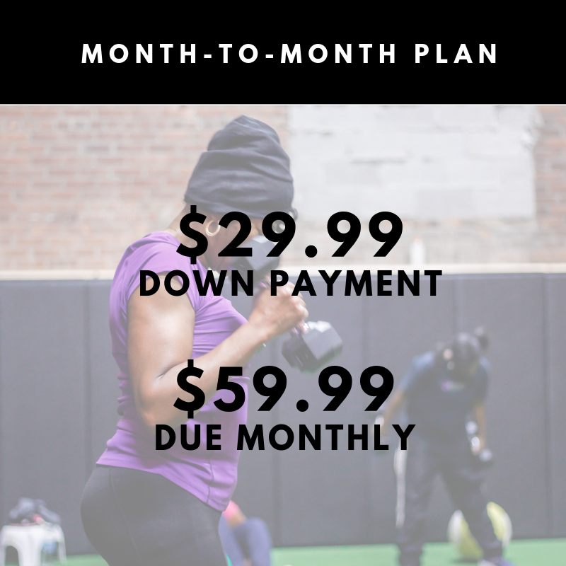Month-to-Month Membership