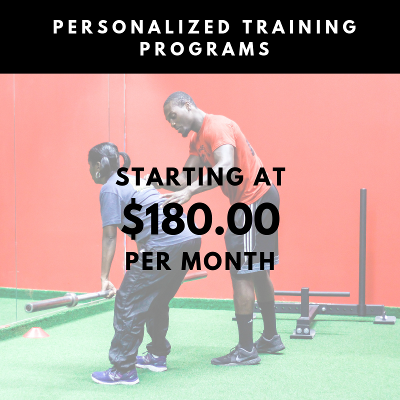 Personalized Training Programs