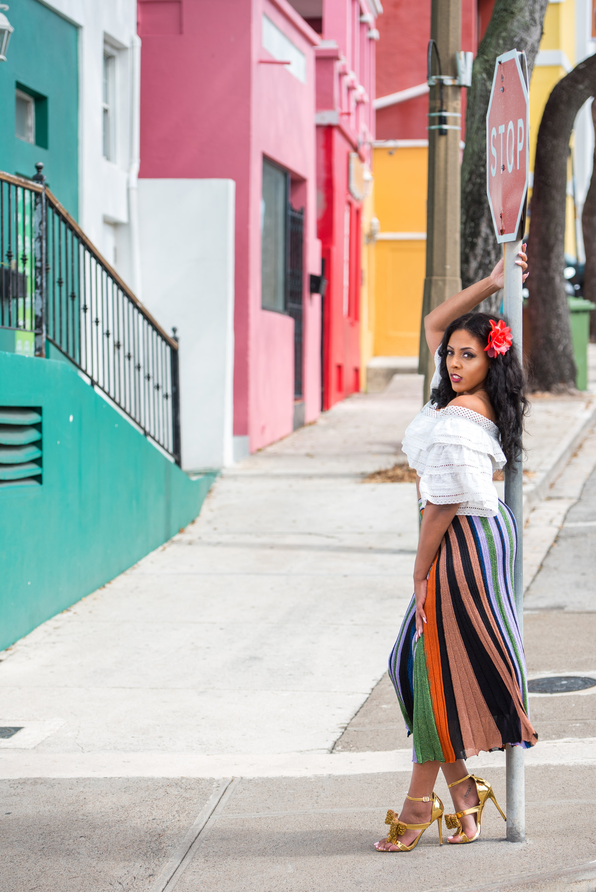 Olivia Hamilton- Bermudian Singer| Songwriter