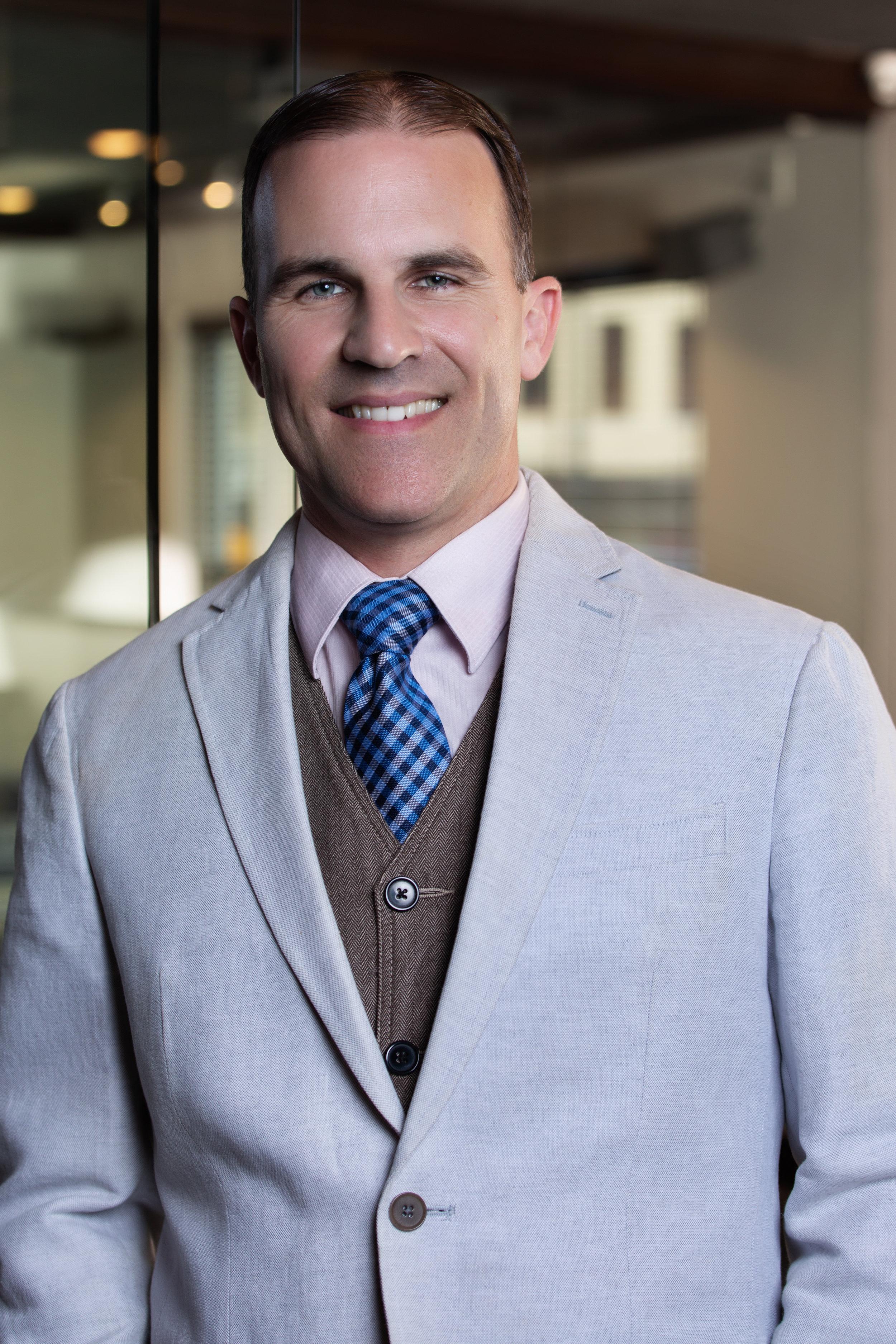 Justin Freer, Principal Conductor & CineConcerts Producer