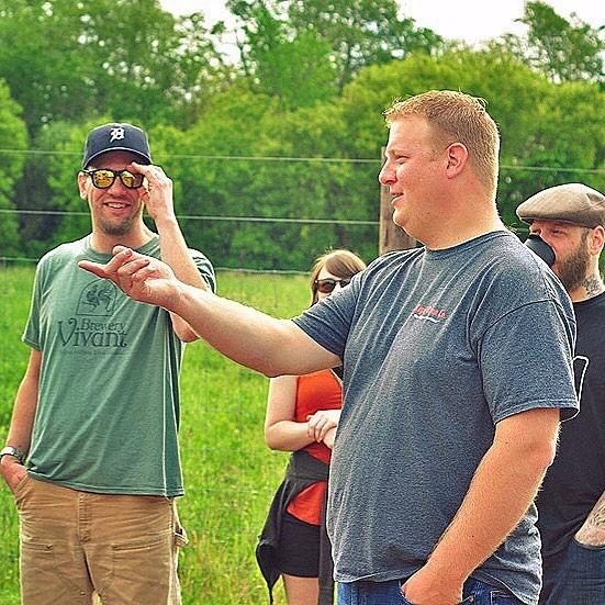 Brewery Vivant Farm Visit Blake.jpg