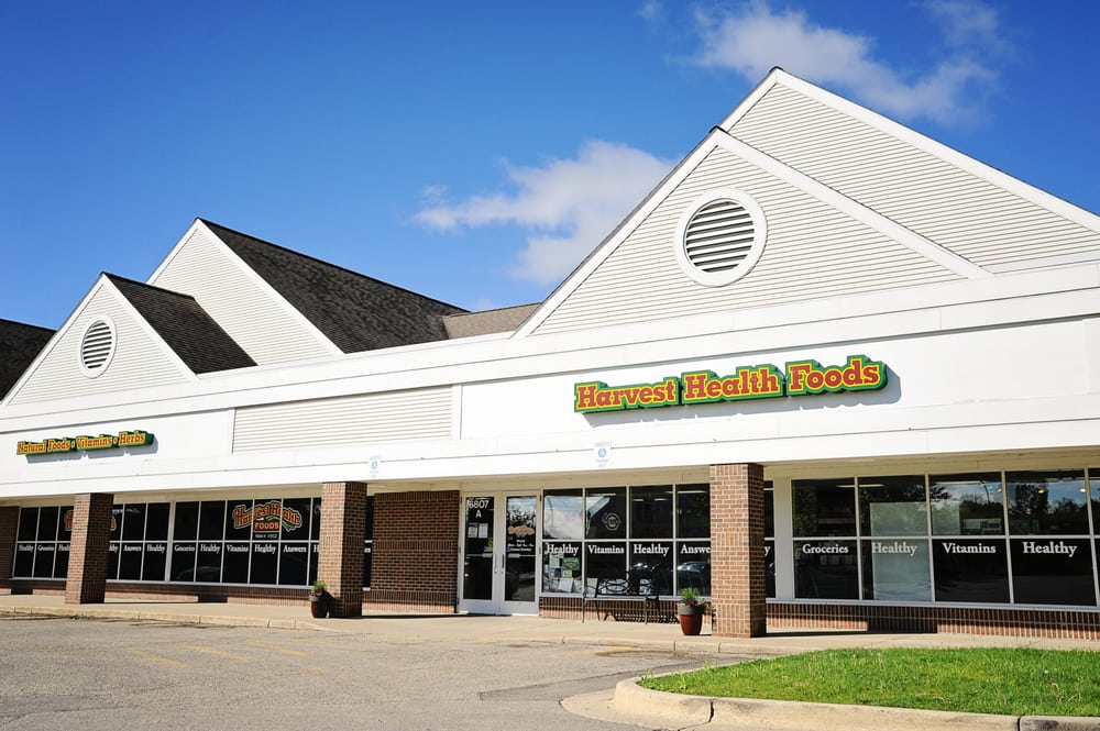 HARVEST HEALTH FOODS - CASCADE   Committed to providing customers with the healthiest options for food, produce, cleaning products, body care products, and supplements.  6807 Cascade Road SE, Grand Rapids, MI 49546