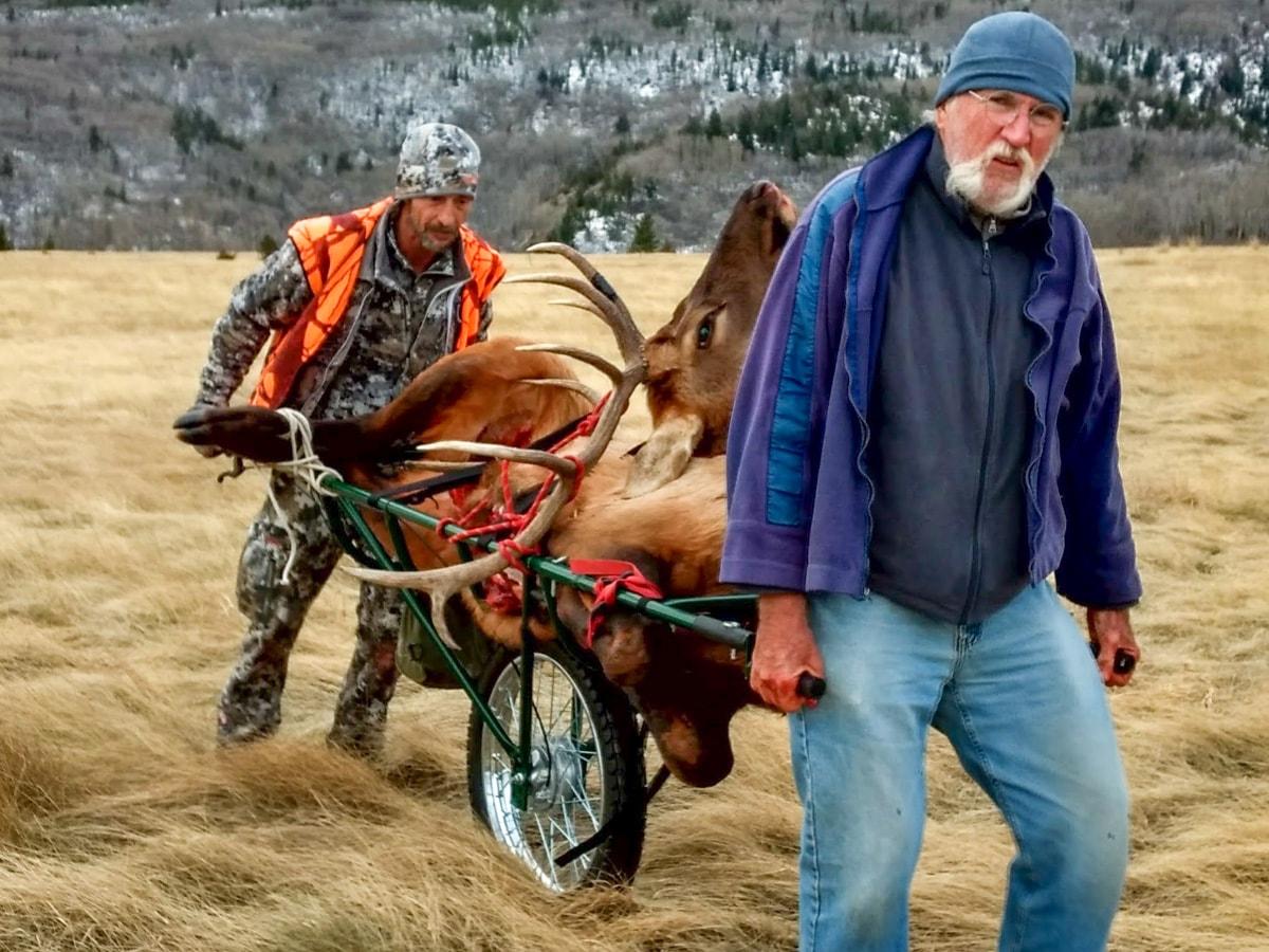 Marlin, 5 X 5 bull, Jim Murphy