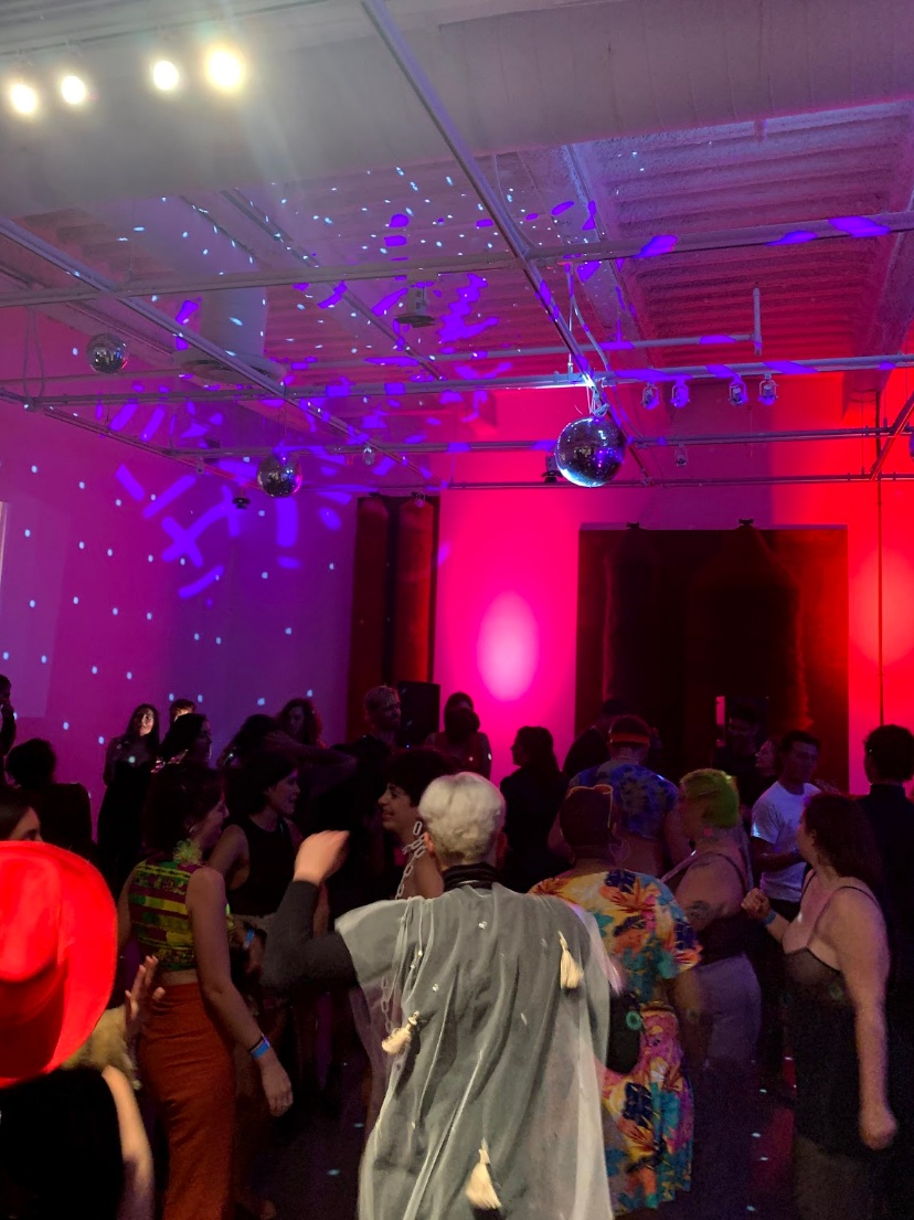 - A body-positive disco party @ Museum of Contemporary Art Santa Barbara