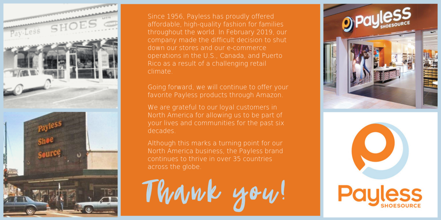 456d9dfe9f31c Payless ShoeSource