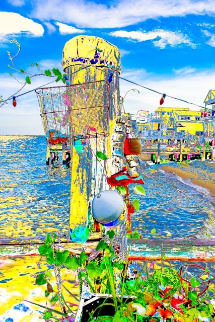 Provincetown: Pier Post 1