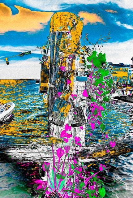 Provincetown: Pier Post 2