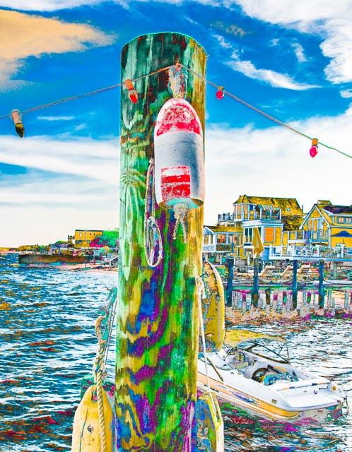Provincetown: Pier Post 4