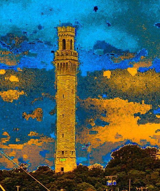 Provincetown: Gold Pilgrim Monument
