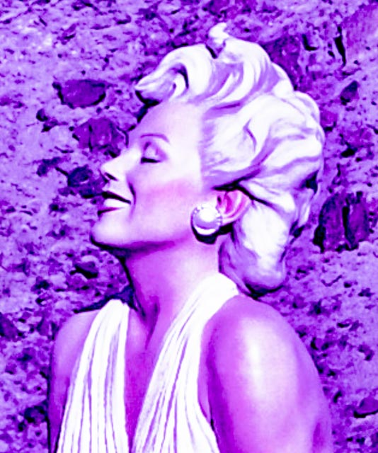 Marilyn Purple