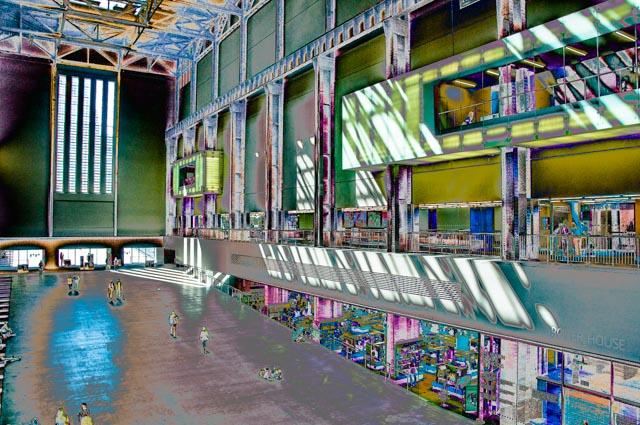 Turbine Room 2 Tate Modern Museum London