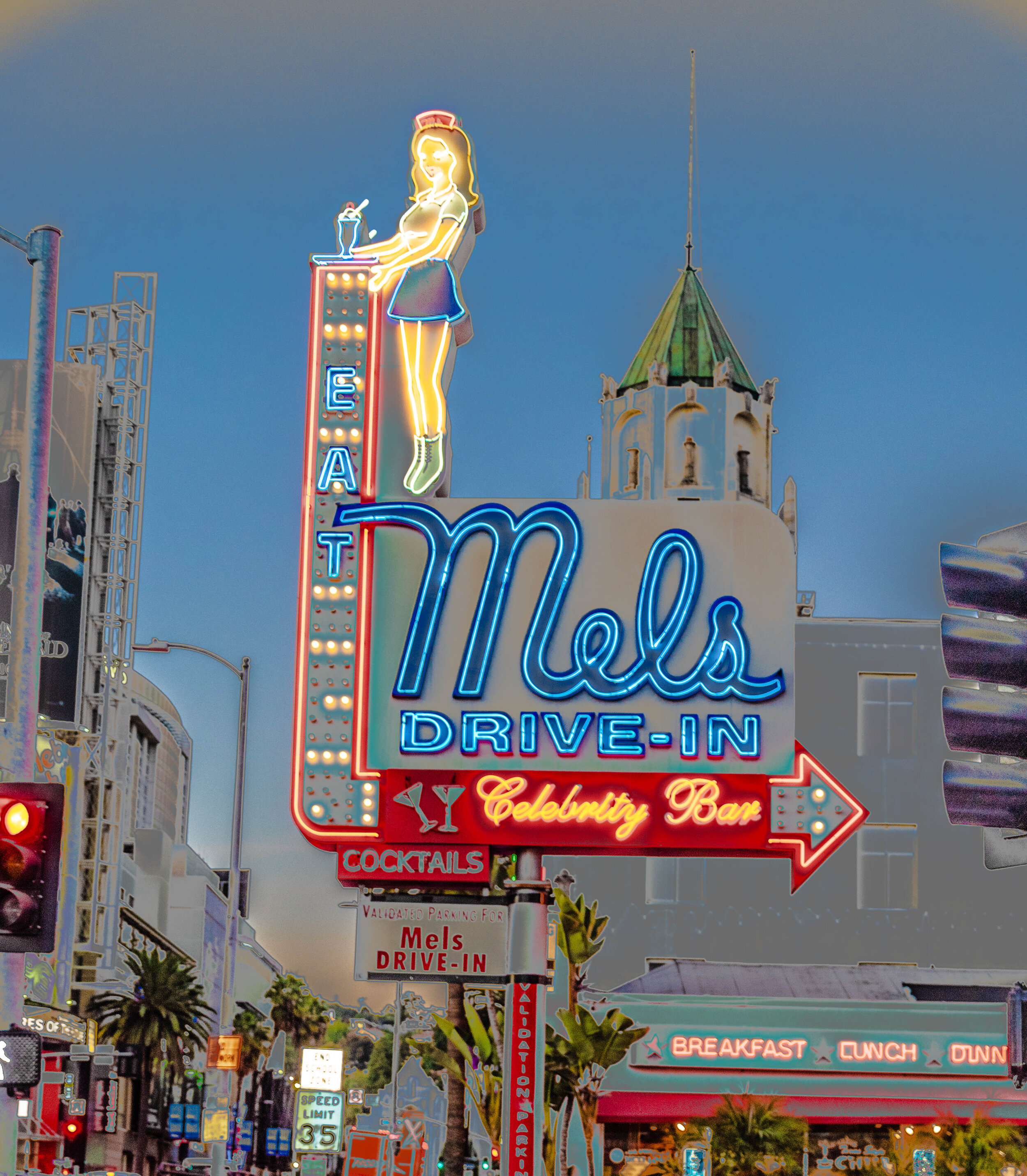 Mels Drive-In Hollywood