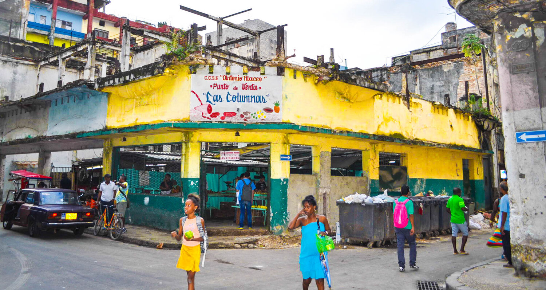 Old Havana Corner Store