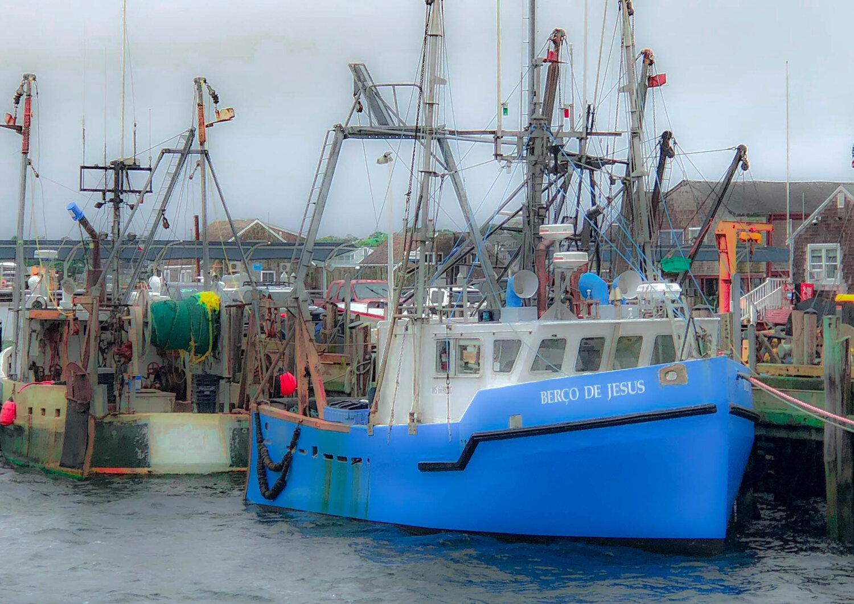 Provincetown Boats Berco de Jesus