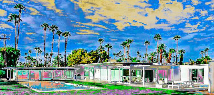 Willam Holden Estate Palm Springs
