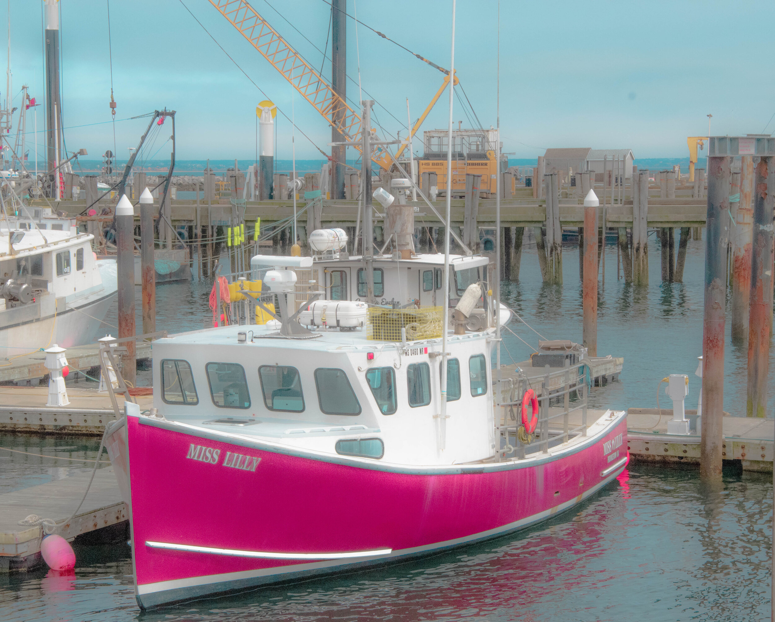 Provincetown Boats Miss Lilly