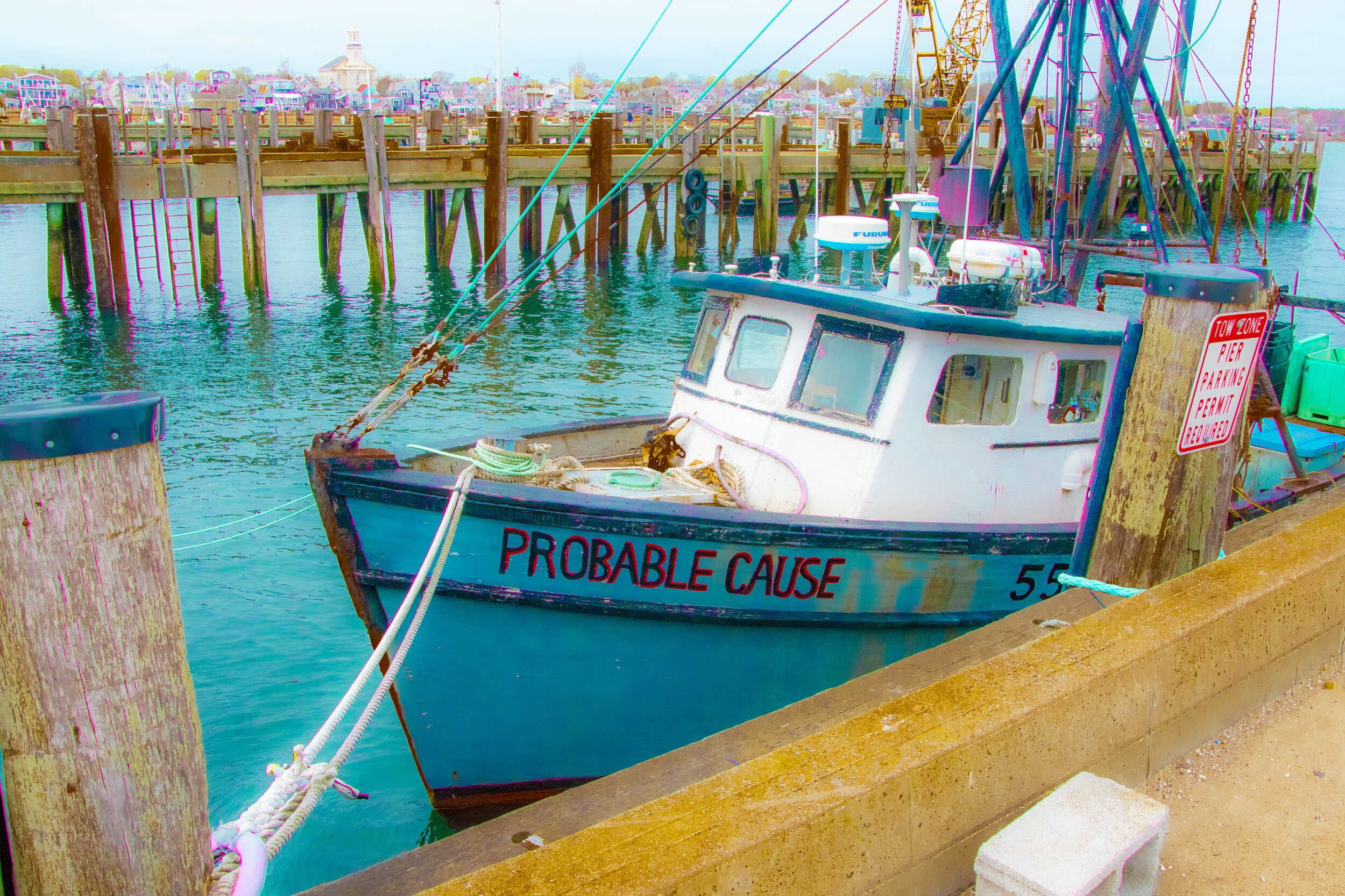 Provincetown Boats Probable Cause