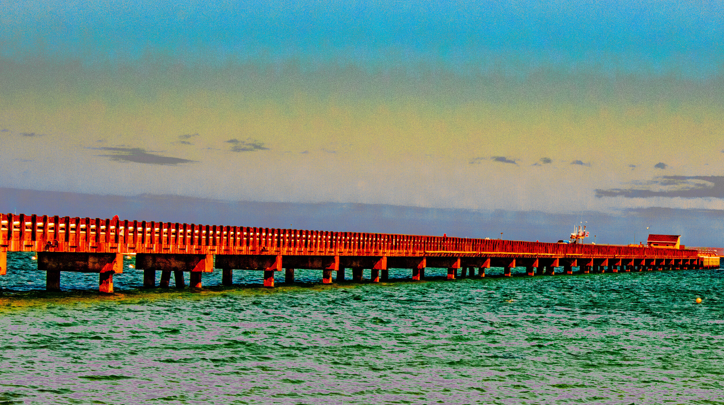 Provincetown Pier to Nowhere