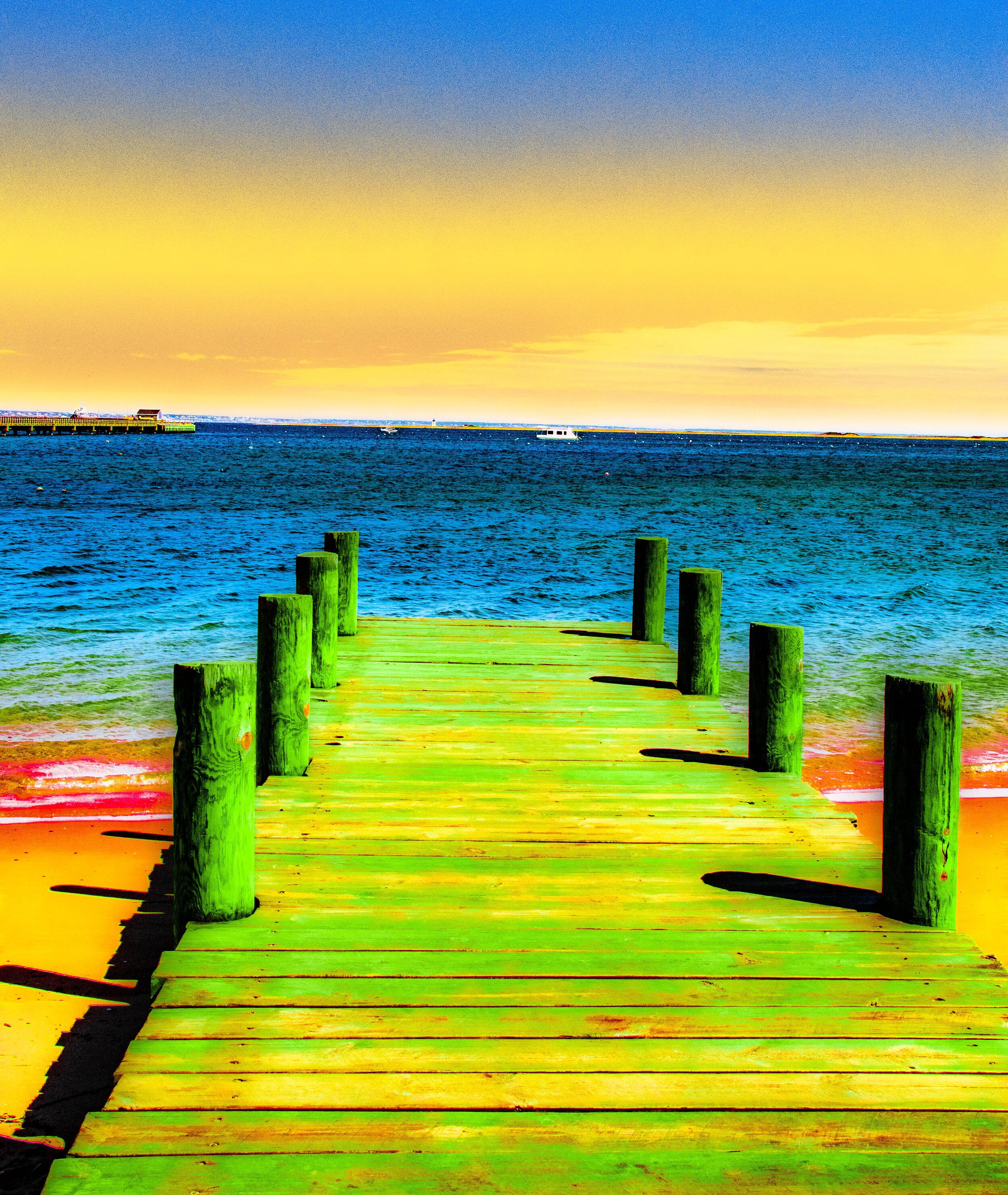 Green Pier Provincetown