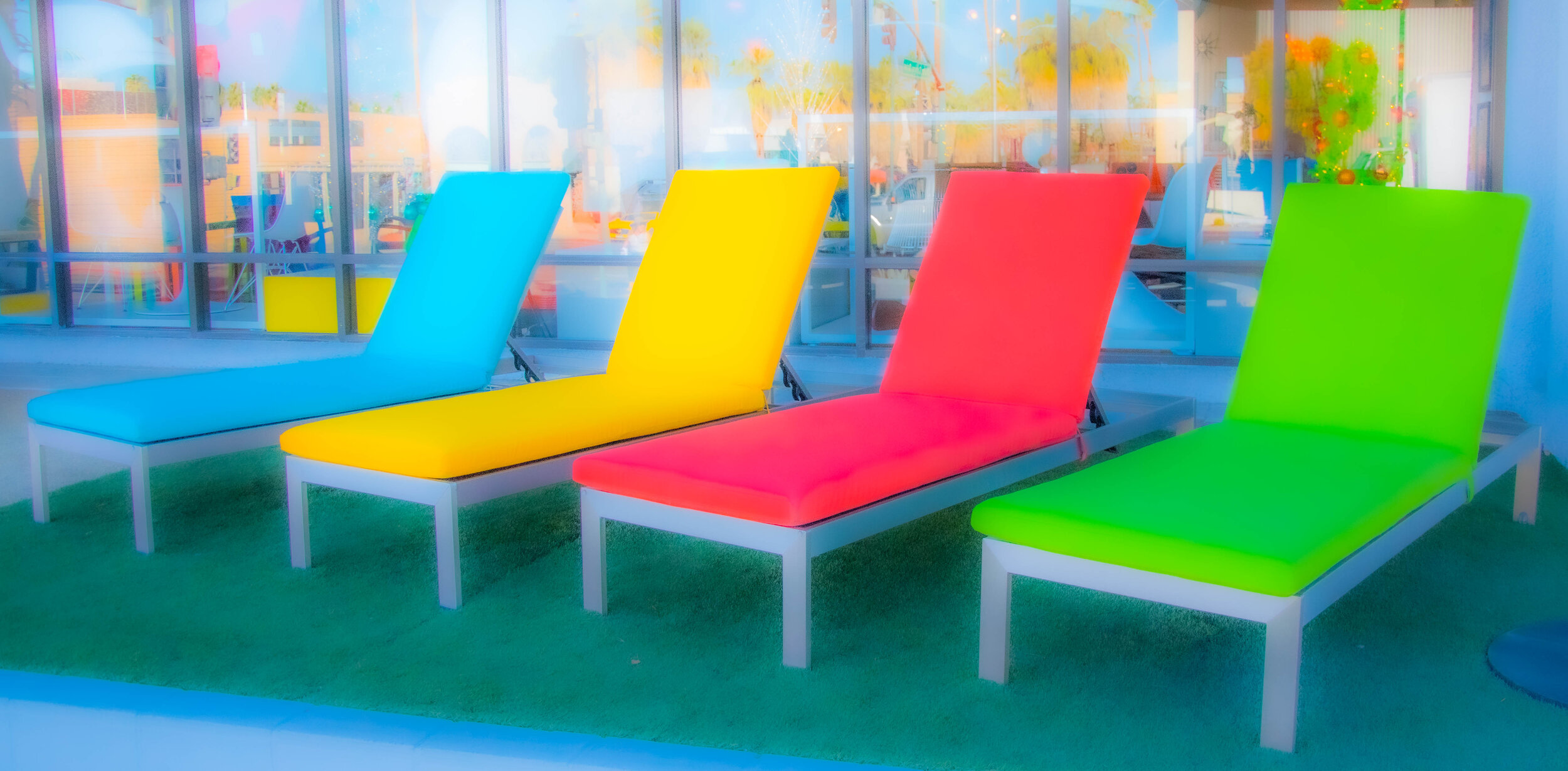 Dream Chaise Lounges