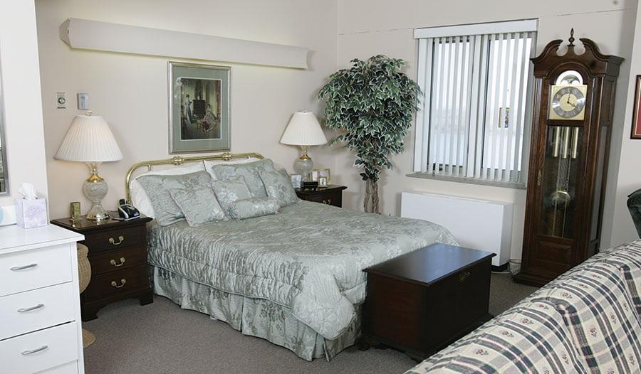 Individual room at St. Louis Altenheim