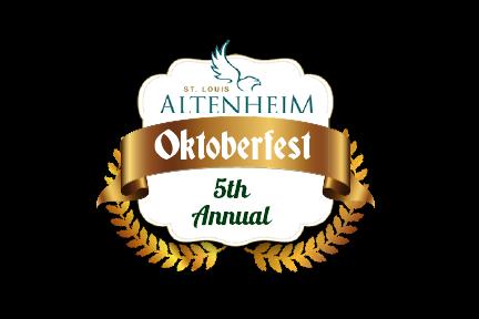 St. Louis Altenheim Oktoberfest September 21st.