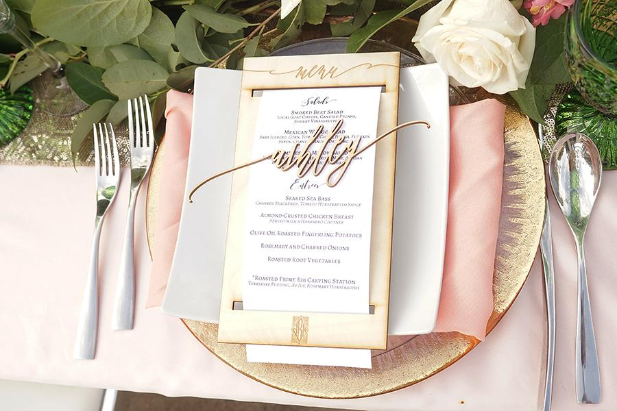 Carriage Hills Ranch - Texas Hill Country Venue - plate setting