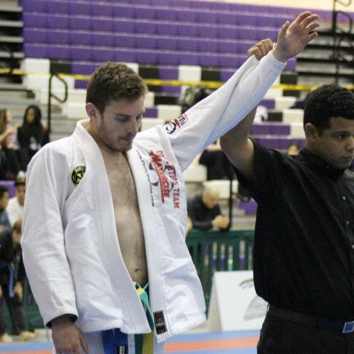 Getting Hand Raised at NY Open