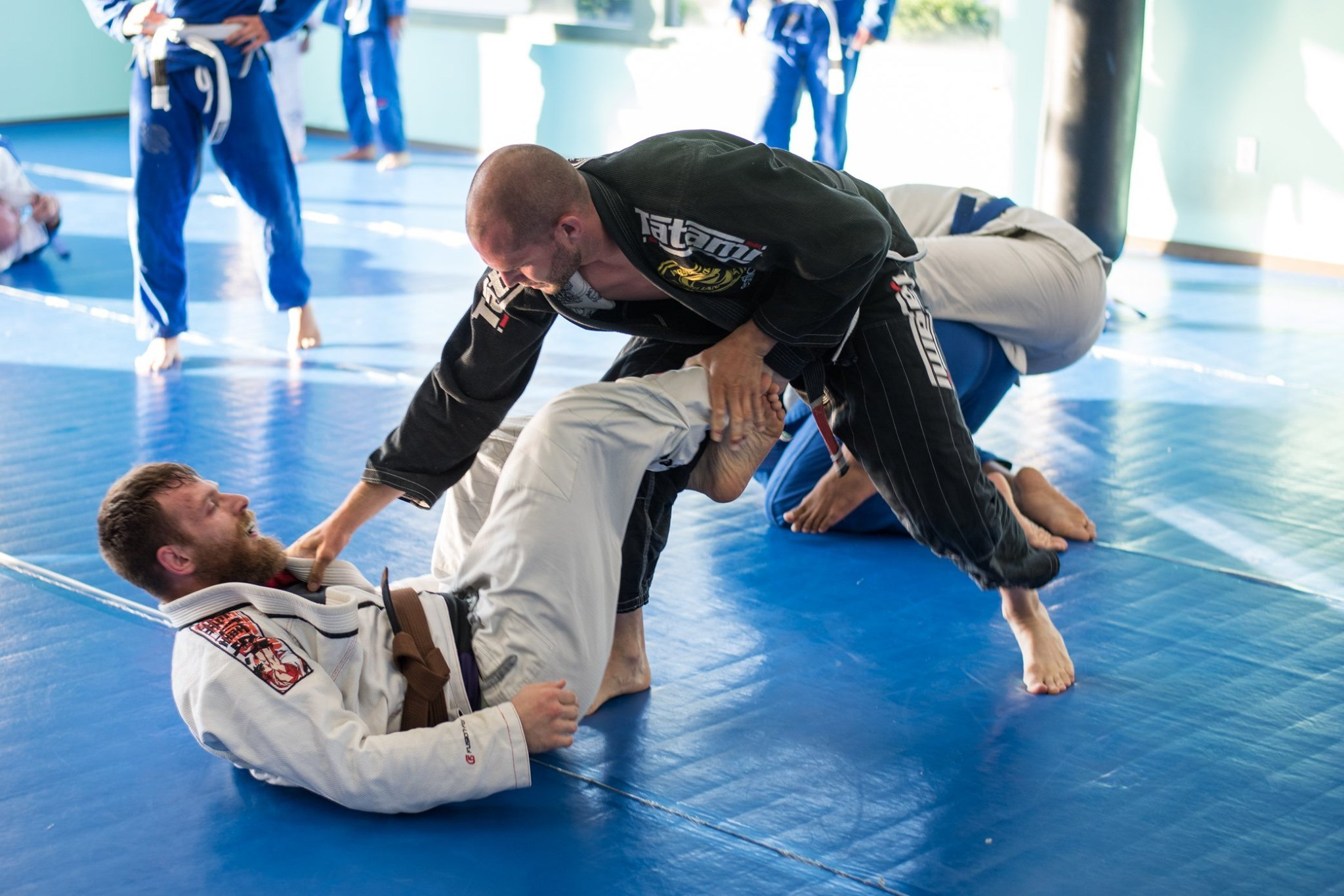 Why RipTide - Riptide has 18+ years of Jiu Jitsu ExperienceWe are the original Mixed Martial Arts Gym In the Lewes areaWe have a Strong LINEAGE with Robson Moura AssociationWe have a WArm and FRIENDLY ENVIRONMENT THAT'S easy for beginners to start.Join Today For your free week of training