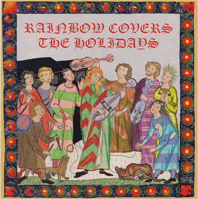 Rainbow's 1993 Christmas covers CD