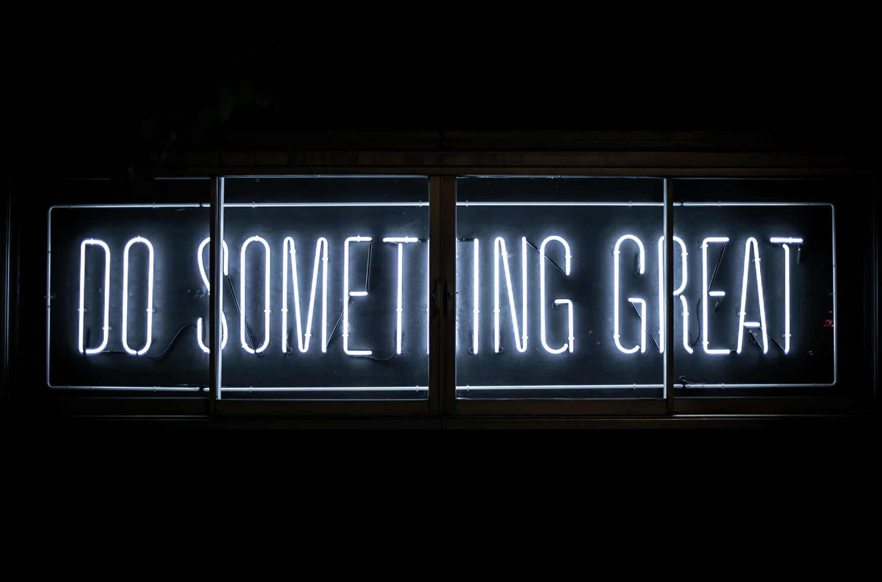 Do Something Great by Clark Tibbs