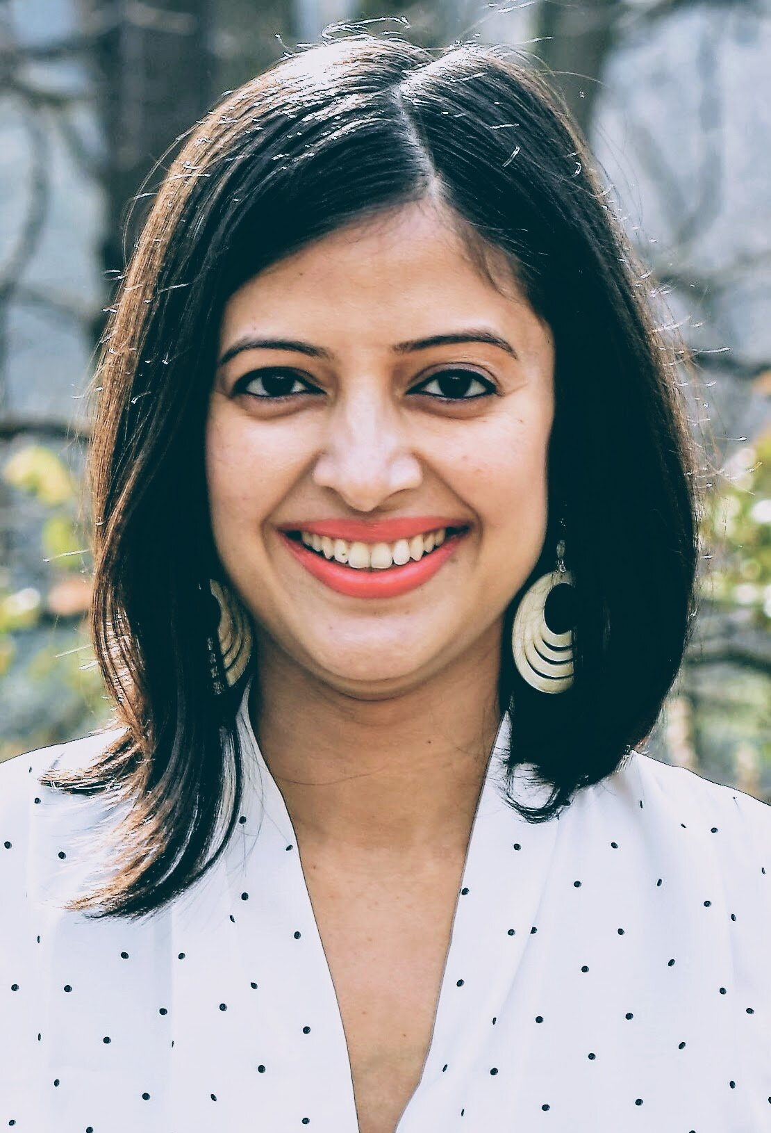 Tina Goyal - About: I am a leader in technology helping build software teams and products and my personal motto is to bring the best out of people. While coaching, I love wearing the lens of appreciation, possibility and progress. I enjoy navigating coaching conversations to unravel and bring the best out of the client.Specialties: Career Coaching, Women in the Workplace, Family Coaching.Availability: Tuesday 12:00-1:00PM, Sunday 10:30AM-12:30PM (Online). Fridays 12:00PM-2:00PM (In Person).Book Now